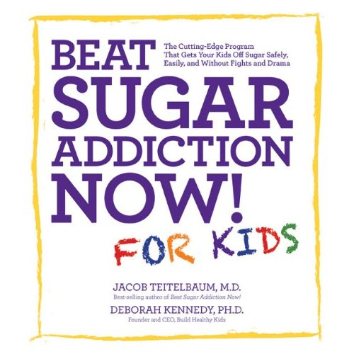 Beat Sugar Addiction Now Kids Book Cover